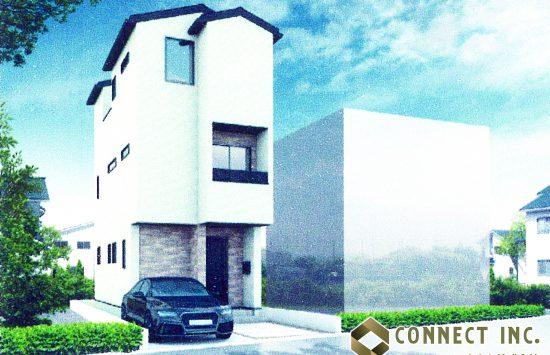 北区 福徳町 新築戸建住宅の画像