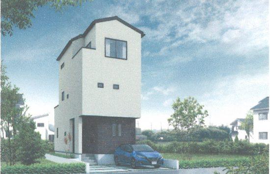 北区 三軒町 新築戸建住宅の画像