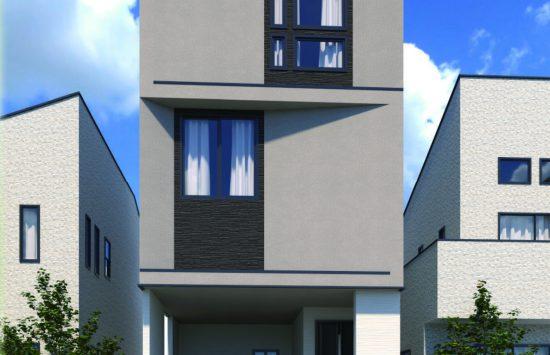 MELDIA 北区 楠味鋺 新築戸建住宅の画像